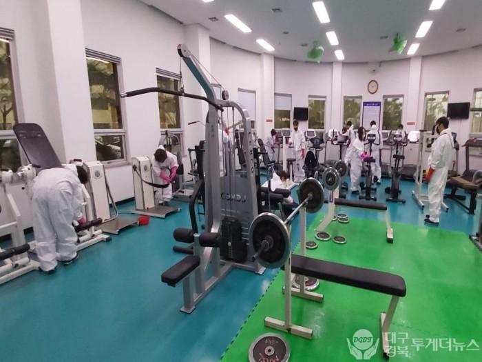 봉화군청소년센터, 자체 방역 통한 예방 철저 (3).jpg