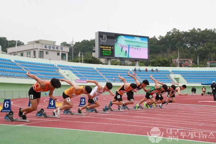 제49회 춘계 전국 중고 육상경기대회 개최(20200629)3.JPG
