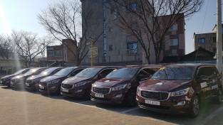 구미시설공단, 이동지원센터 차량 장애인의 날 무료 운행